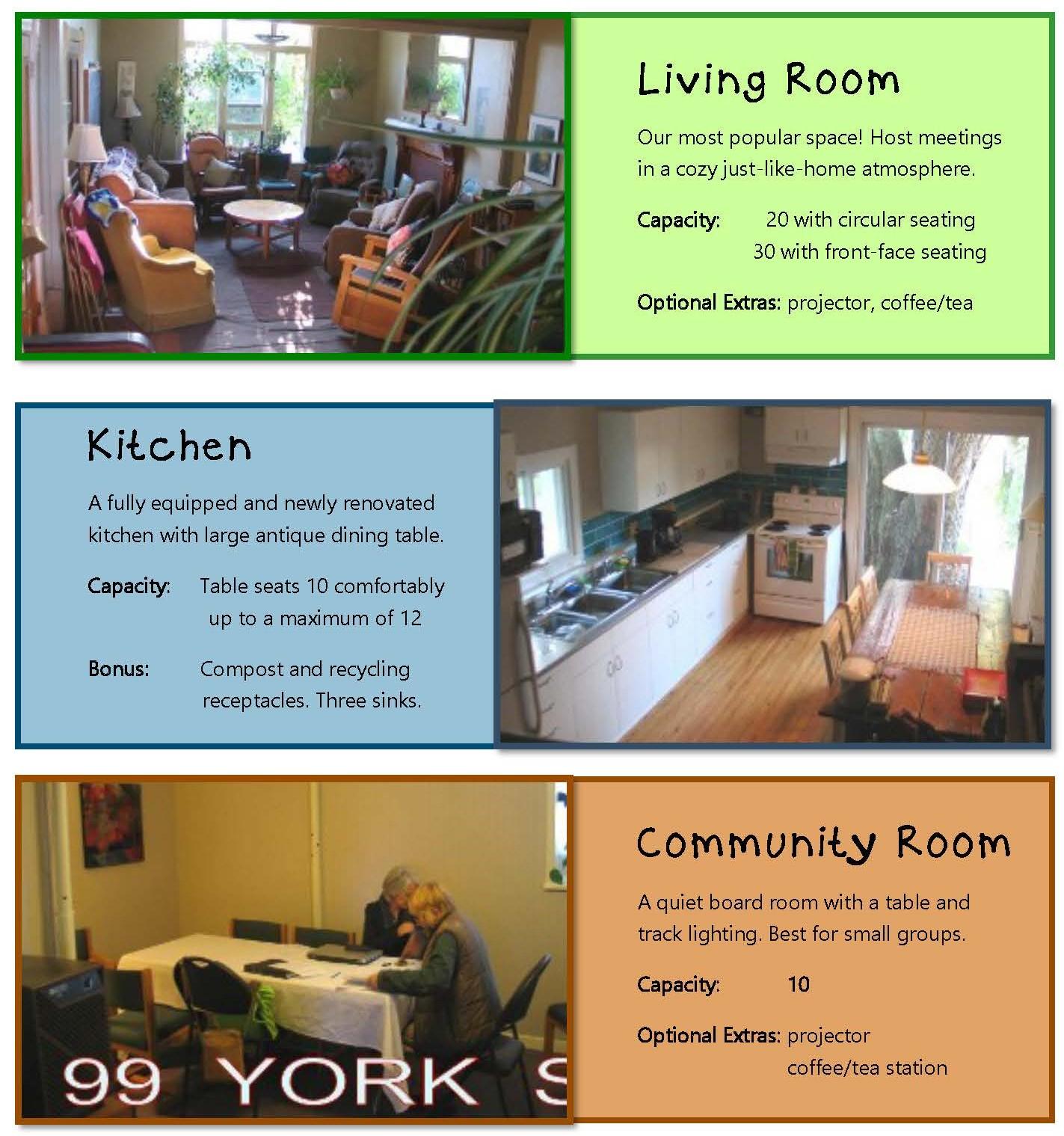 Kingston Community House At 99 York